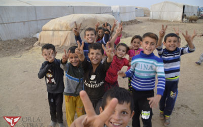 Report on Eaglewatch expedition with humanitarian aid to Iraq (21-28/10/2016)