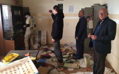 (Polski) Wyprawa wolontariuszy Orlej Straży do Północnego Iraku