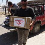 Orla Straż pomoc dla Karakusz