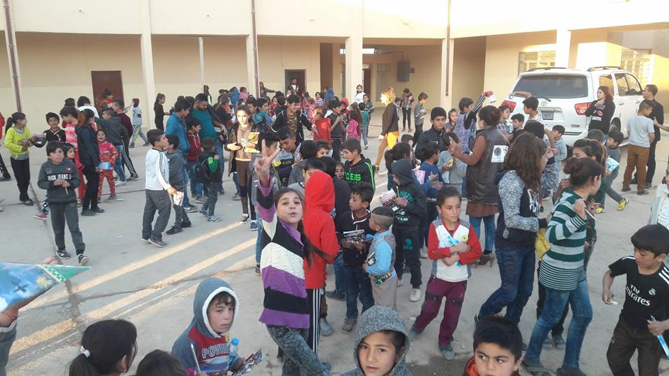 Różne aspekty pomocy – Wsparcie jakie Orla Straż zapewnia w Północnym Iraku