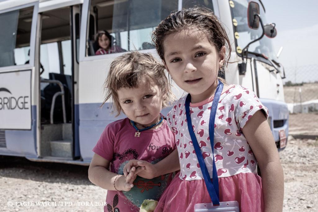 Zbiórka na ośrodek edukacyjny w Khanke