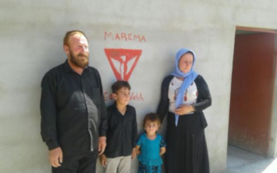 (Polski) Odbudowa Sindżaru potrwa wiele lat, dlatego zrobiliśmy pierwszy krok – wybudowaliśmy dom dla rodziny przesiedleńców