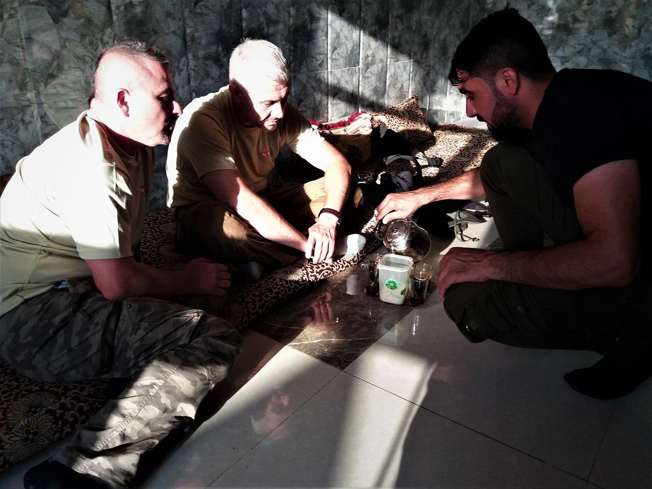 Orla Straż w Iraku