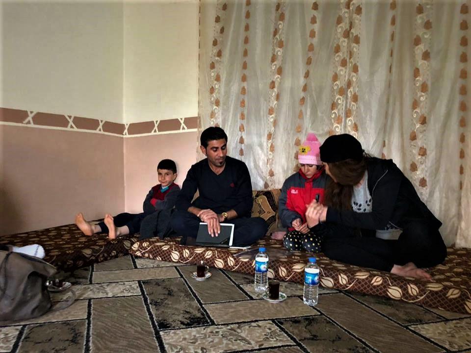 Ahdab żyje w fatalnych warunkach