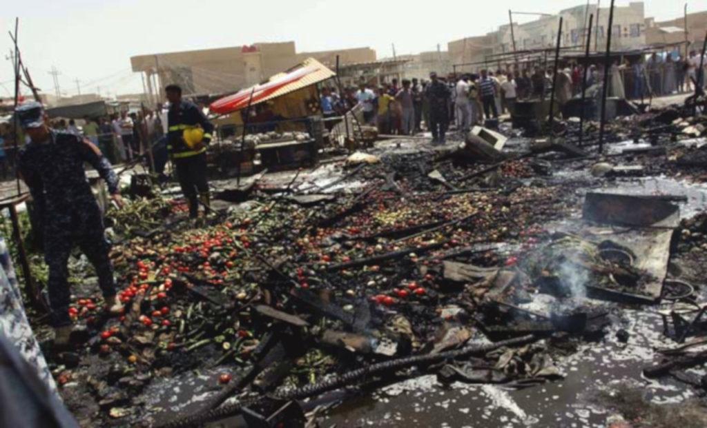 Drugi co do liczby ofiar zamach terrorystyczny na świecie