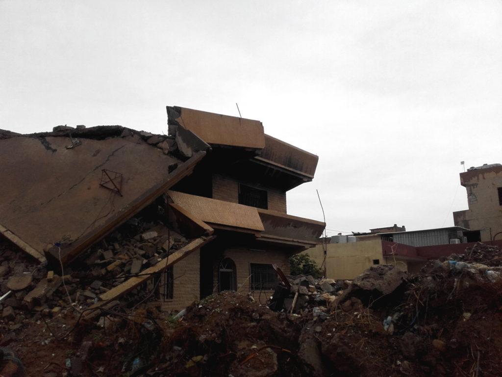 ISIS wysadzało domy w podbijanych miejscowościach