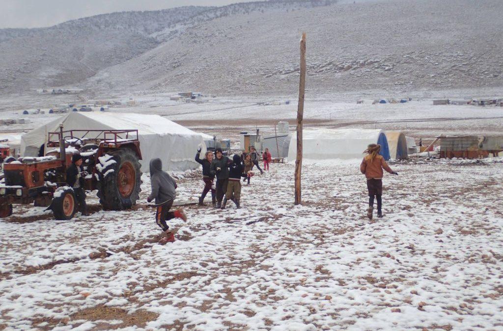 Pomóż dzieciom wgórach Północnego Iraku przetrwać zimę