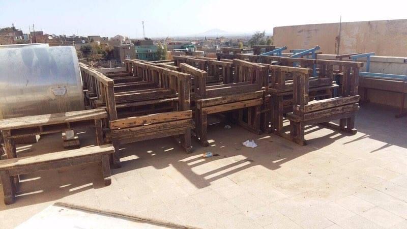 Zbiórka na remont iwyposażenie szkoły podstawowej wAlkusz