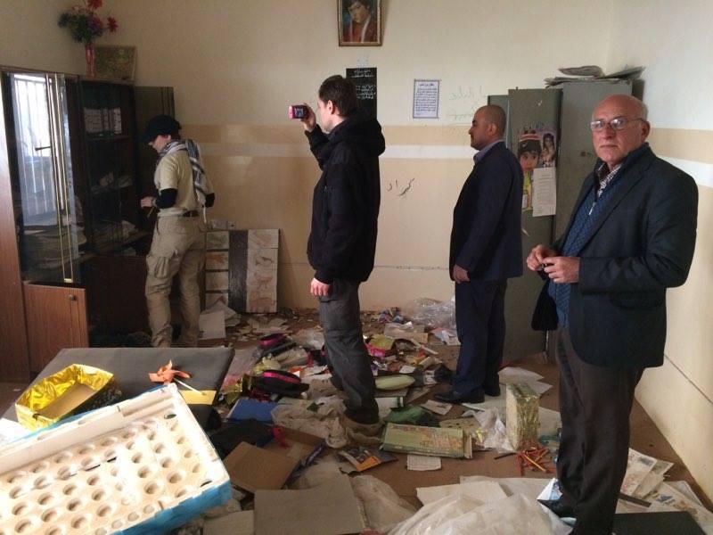 Wyprawa wolontariuszy Orlej Straży do Północnego Iraku