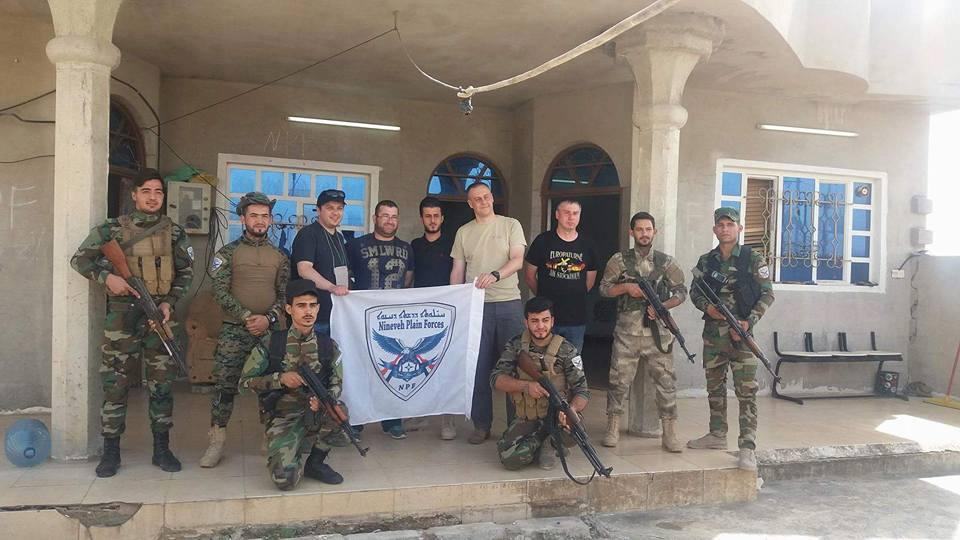 Druga wtym roku wyprawa Orlej Straży do Północnego Iraku