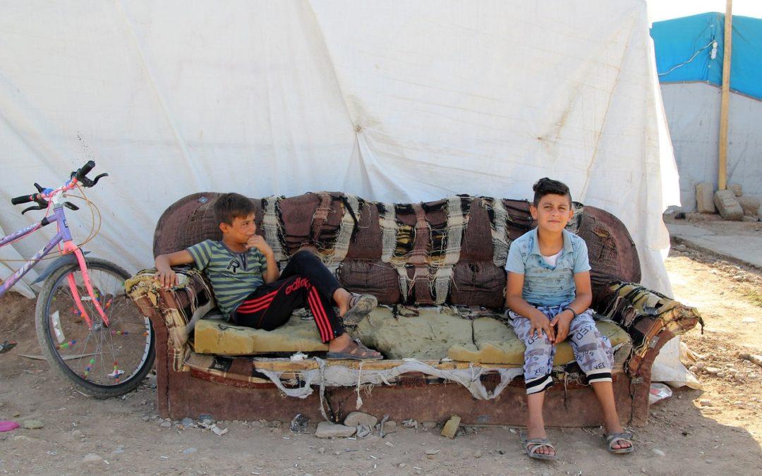 Wszystkie historie są inne, każda jest przygnębiająco podobna – Wyprawa Orlej Straży do Iraku