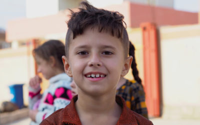Powdered milk for children – A joint project with Caritas Poland