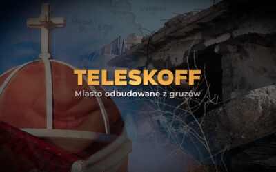 Teleskoff – a town rebuilt from the rubble