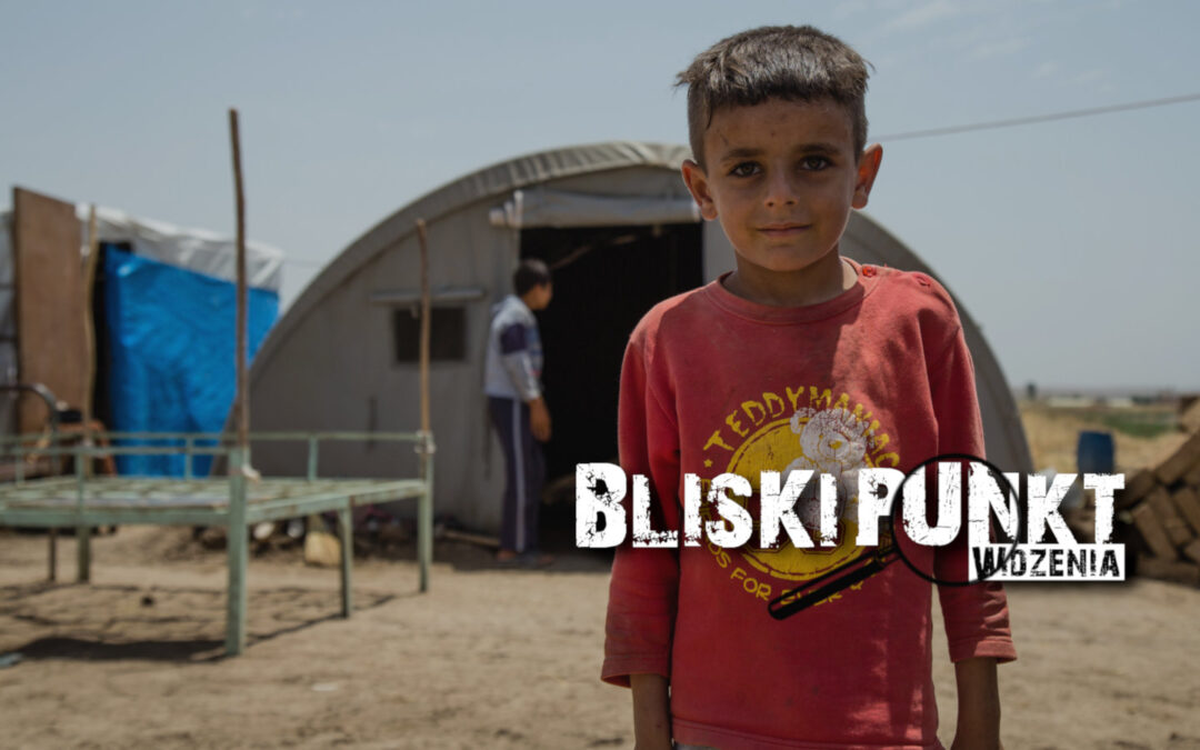 [Bliski Punkt Widzenia] Miejsce urodzenia: Obóz dla przesiedleńców